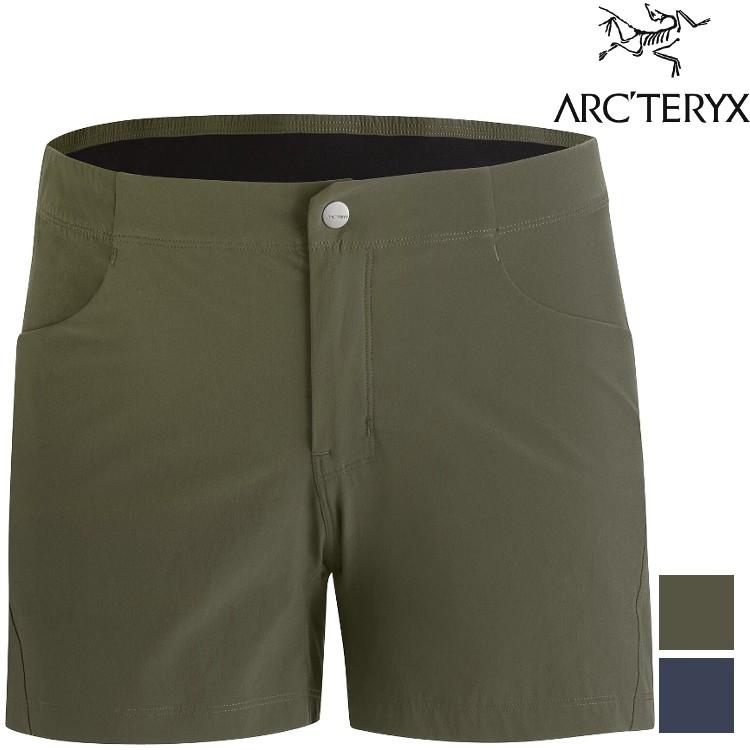 Arcteryx 始祖鳥 Alroy 女款 軟殼短褲/排汗短褲/登山短褲 28862