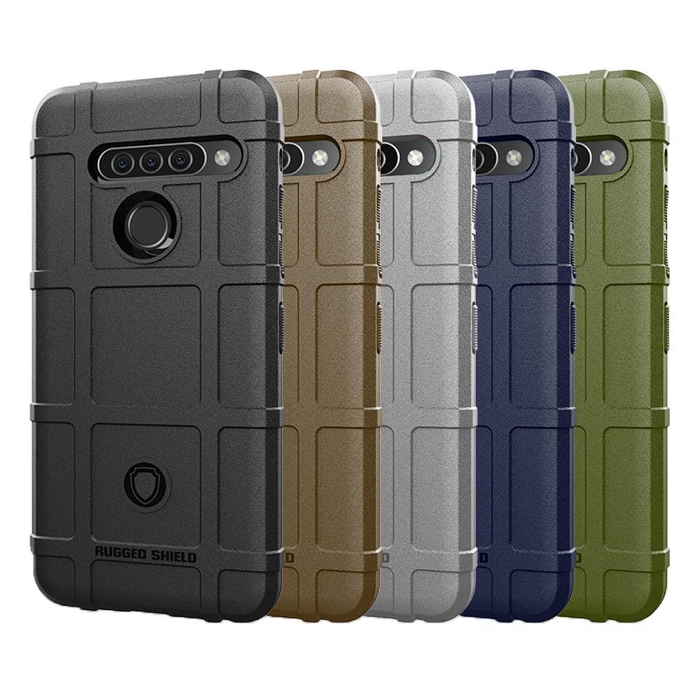 LG G8s ThinQ 保護殼防摔耐磨軍規手機殼防撞軟殼
