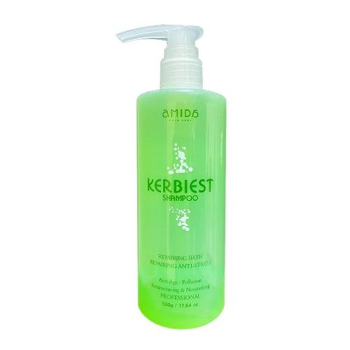 Amida 葉綠素洗髮精(500g)【小三美日】D610788