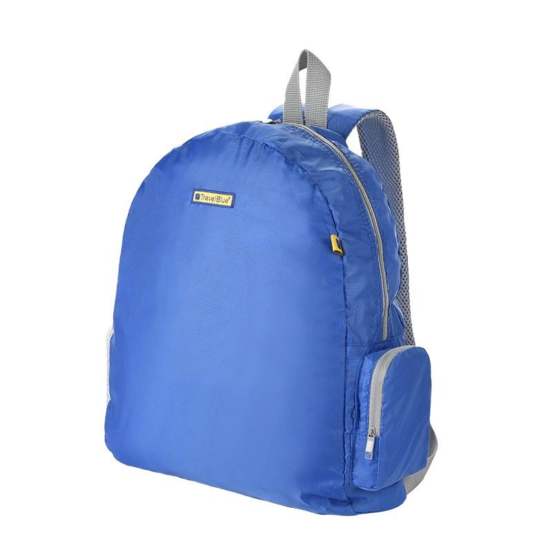 【Travel Blue 英國藍旅】摺疊式隨身後背包 雙肩包(11L) (TB068)