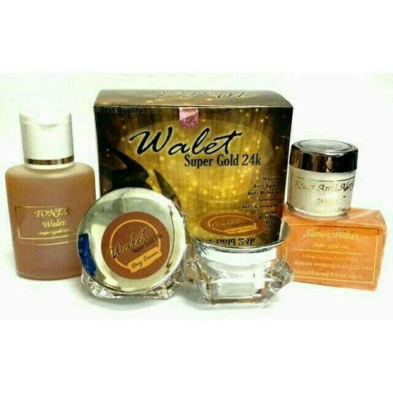 Walet super gold 24k cream