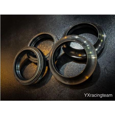 【XN】YAMAHA 41mm前叉油封/土封 一組 YZF-R1/YZF-R3正叉/YZF-R6/T-MAX500倒叉