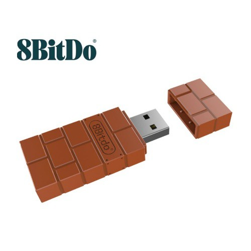 【HG電玩】現貨全新 八位堂 8bitdo USB 無線 藍芽 接收器