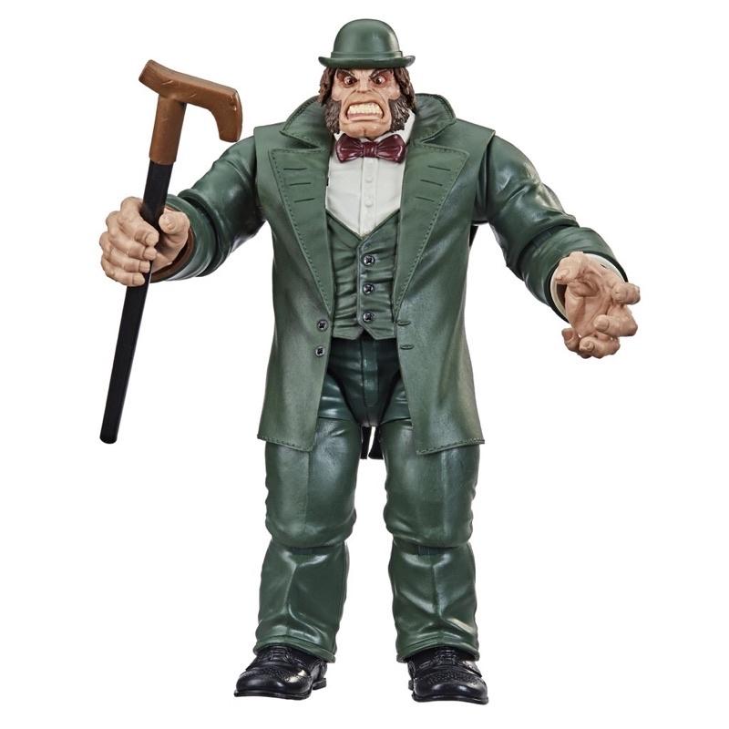 Marvel Legends  漫威 六吋  海德先生 BAF Mr.Hyde 尚氣與十環幫傳奇