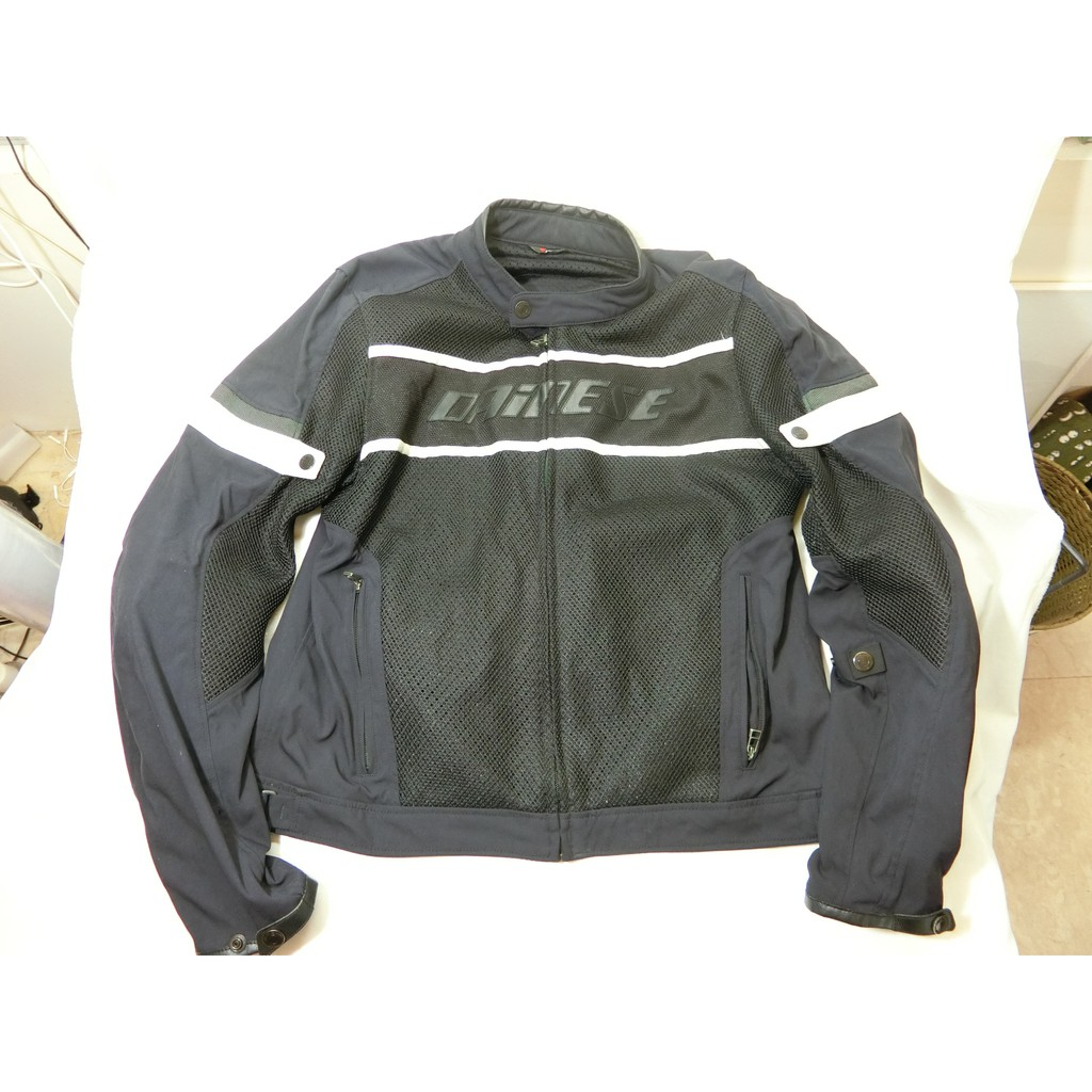 (h4) 二手 丹尼斯 DAINESE 夏季 防摔衣 夾克 外套 / 56號