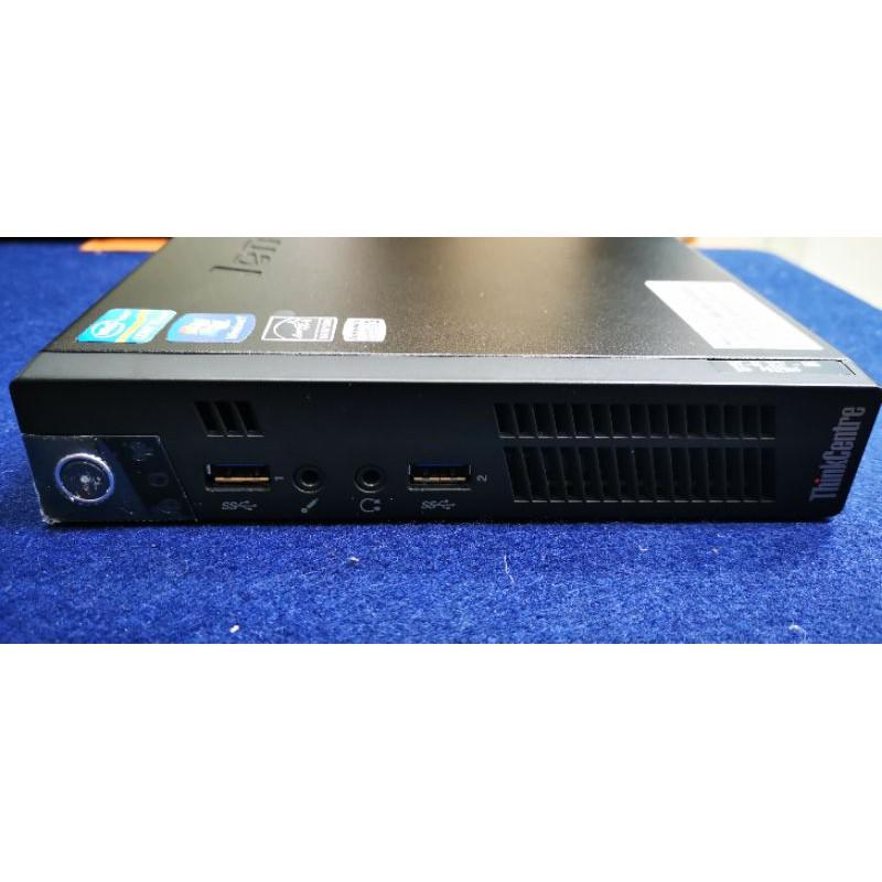 聯想 lenovo ThinkCentre M92p 袖珍桌上型電腦 miniPC 小電腦