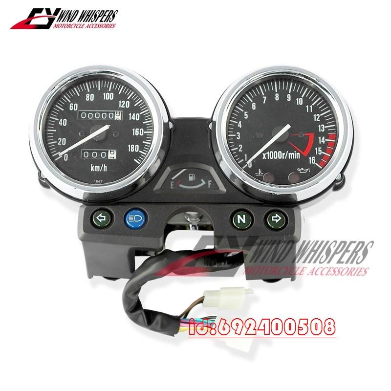 現貨 Km 180 260 Motorcycle Gauges Cluster Speedometer Tachomet