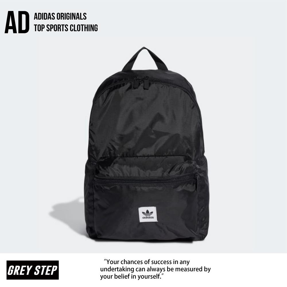 Adidas 愛迪達 三葉草 後背包 背包 黑色 FM1300 全新正品 統一發票 快速出貨