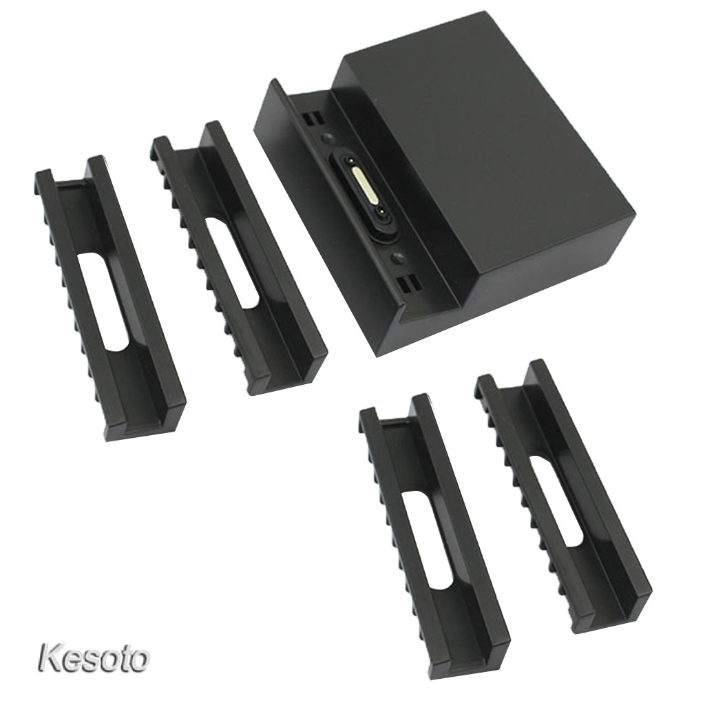 [Kesoto] 索尼 Xperia Z3 Z1 Z2 充電座充電器支架的磁性底座充電器