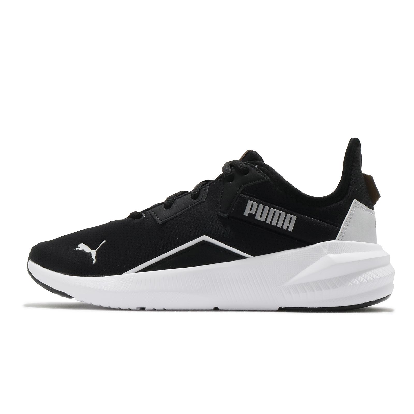 Puma 訓練鞋 Platinum Wns 黑 白 女鞋 多功能 運動鞋【ACS】 19375101