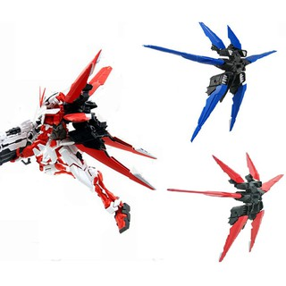 RJ 現貨 特典 1/ 144 RG 鋼彈 模型 Effects 異端 紅異端 藍異端 紅龍 飛行 背包 套件 大林 水貼 台中市
