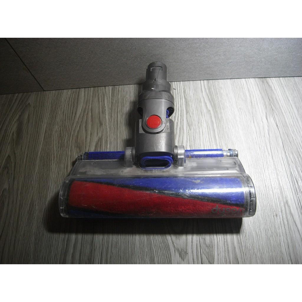二手 故障 DYSON Fluffy 軟質碳纖維滾筒 吸頭 V7 SV11 V8 SV10 V10 SV12 零件機