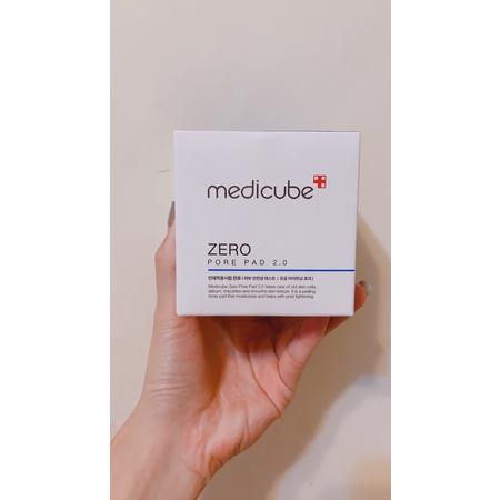 MEDICUBE/ZERO 毛孔爽膚棉 2.0