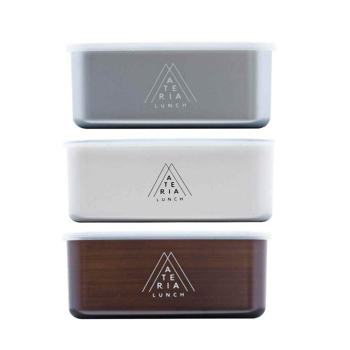 【日本BISQUE】Maturite 時尚野餐盒(S/M/L) 共3色《屋外生活》