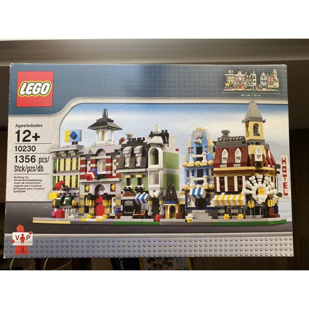 全新 正版 樂高 迷你街景 10230 Mini LEGO 10264 10243 10260 10251 10255