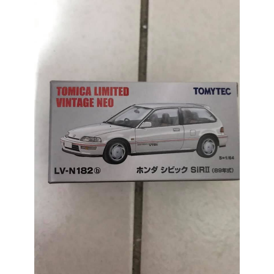 Tomytec LV-N182B  CIVIC SIR II Honda  EF