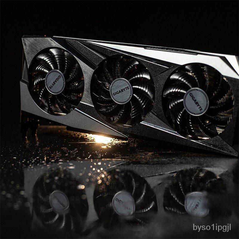 技嘉RX6600XT/RX6700XT/6800XT/6900XT魔鷹電腦遊戲AMD顯卡5700XT