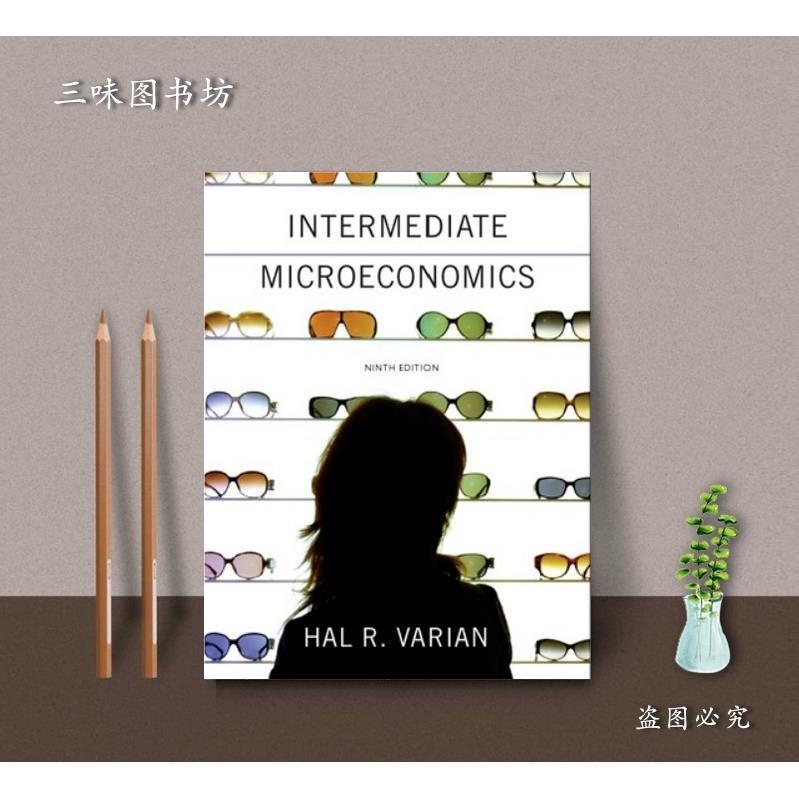 現貨/現貨彩色 Intermediate Microeconomics A Modern Approach 9th