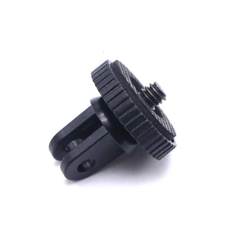 相機轉接頭 insta360 one x r X2三腳架轉換座 1/4接口轉換頭索尼微單相機轉接GoPro配件