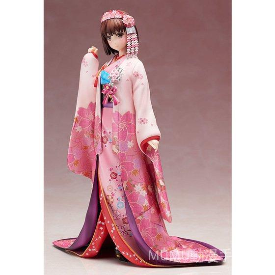 手辦#日版Aniplex 路人女主的養成方法 加藤惠 聖人惠和服 手辦模型
