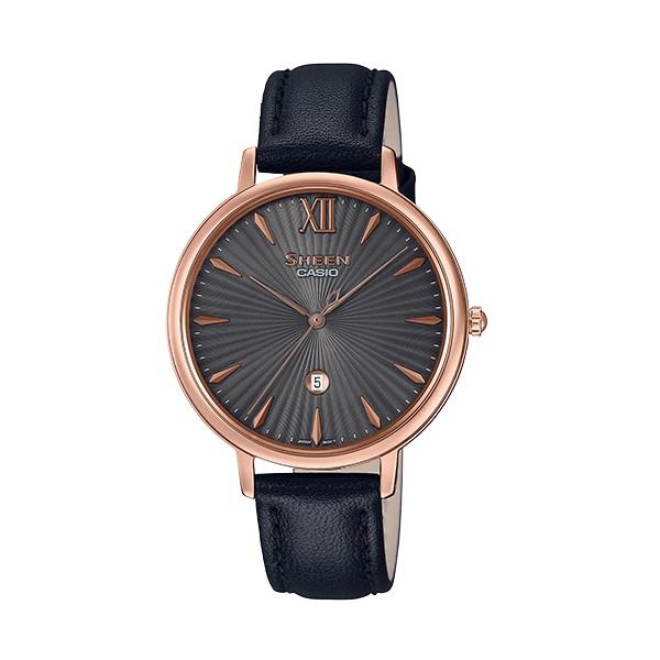 Casio卡西歐 │ 日本 │ SHEEN手錶 SHE-4534PGL-1A