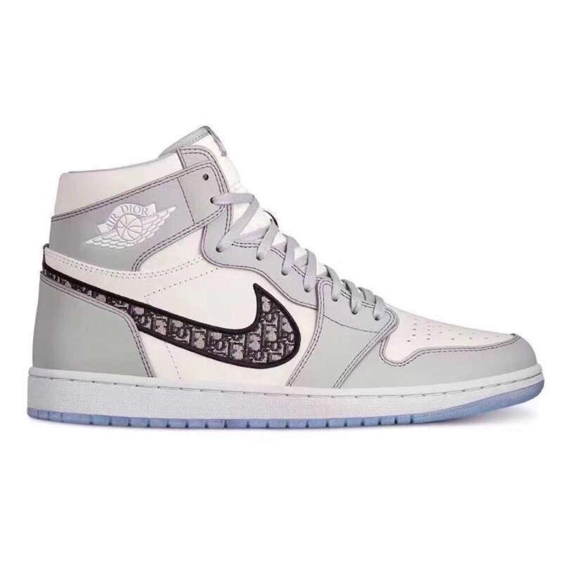 VUVU. Jorden AJ1  Nike Dior x air jorden 1 high OG 限量 尺碼全頂級貨