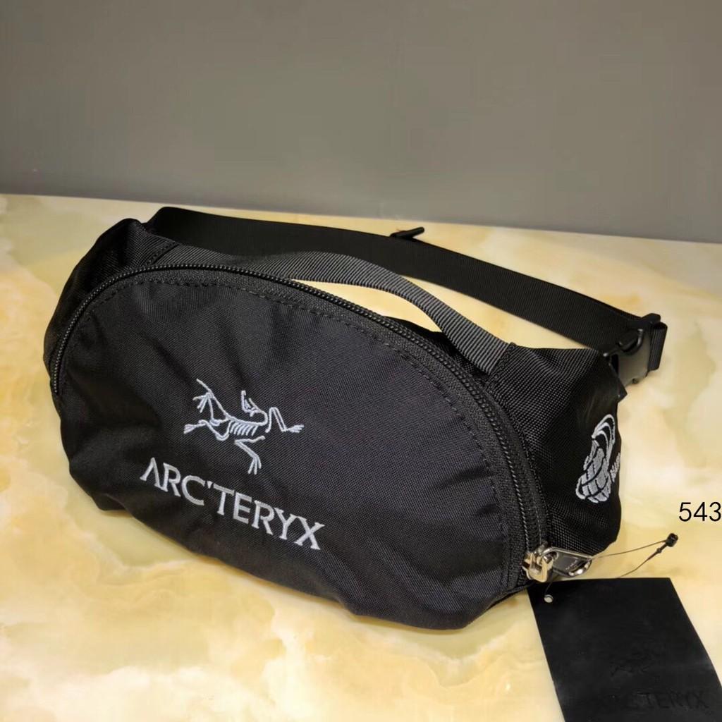 始祖鳥ARC'TERYX x Beams聯名款多功能腰包背包 約1L男女同款胸包 斜背包  斜挎包 單肩包 側背包 代購
