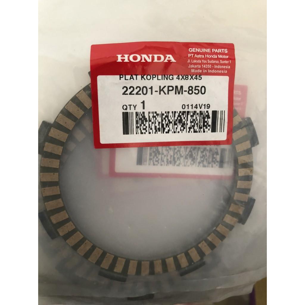 HONDA CRF150L 原廠 離合器片 CRF 150 L 22201-KPM-850