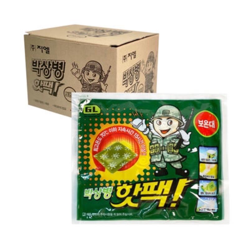 【現貨】韓國熱賣 軍人暖暖包 手持式暖暖包 暖暖包