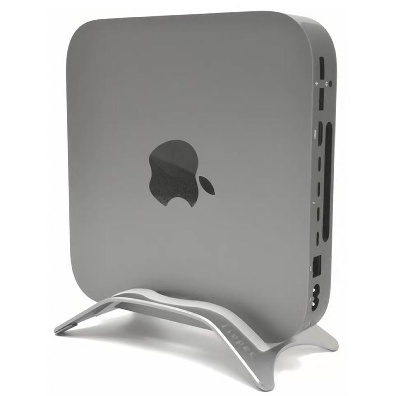 真猛電腦 現貨,台灣發貨。Tinpec 鋁合金 mac mini 直立支架