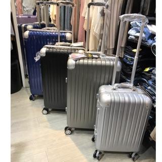 CODY小店 出清暑期活動 LETTI 新款 SGS耐摔檢測合格 拉絲 鋁框 行李箱 玫瑰金 20吋 26吋 29吋 新北市