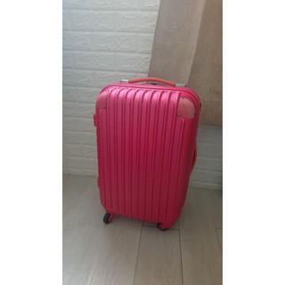 Hot Pink 19吋亮粉色行李箱(可加大容量) 台中市