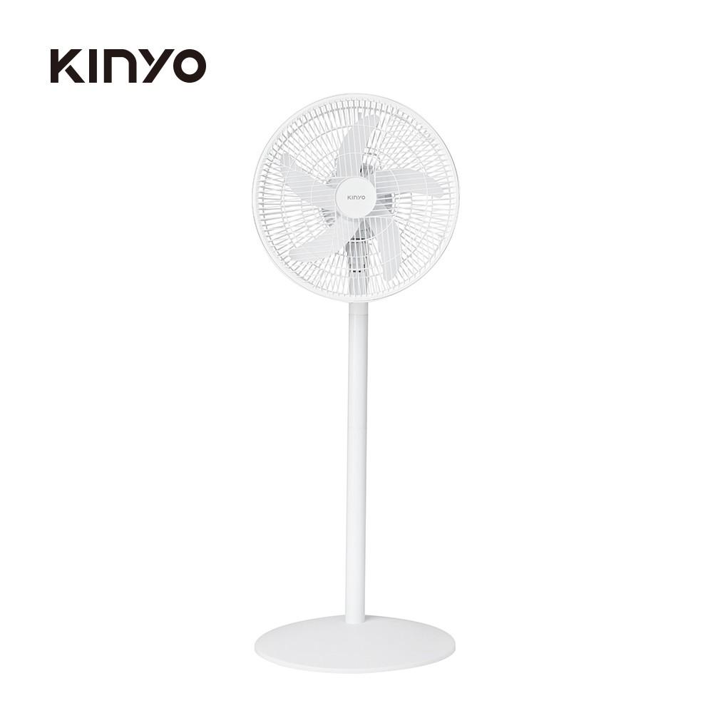 KINYO 14吋 行動充電 DC扇 DCF-1496 / 風扇 / USB供電 / 無線/自然風 廠商直送 現貨