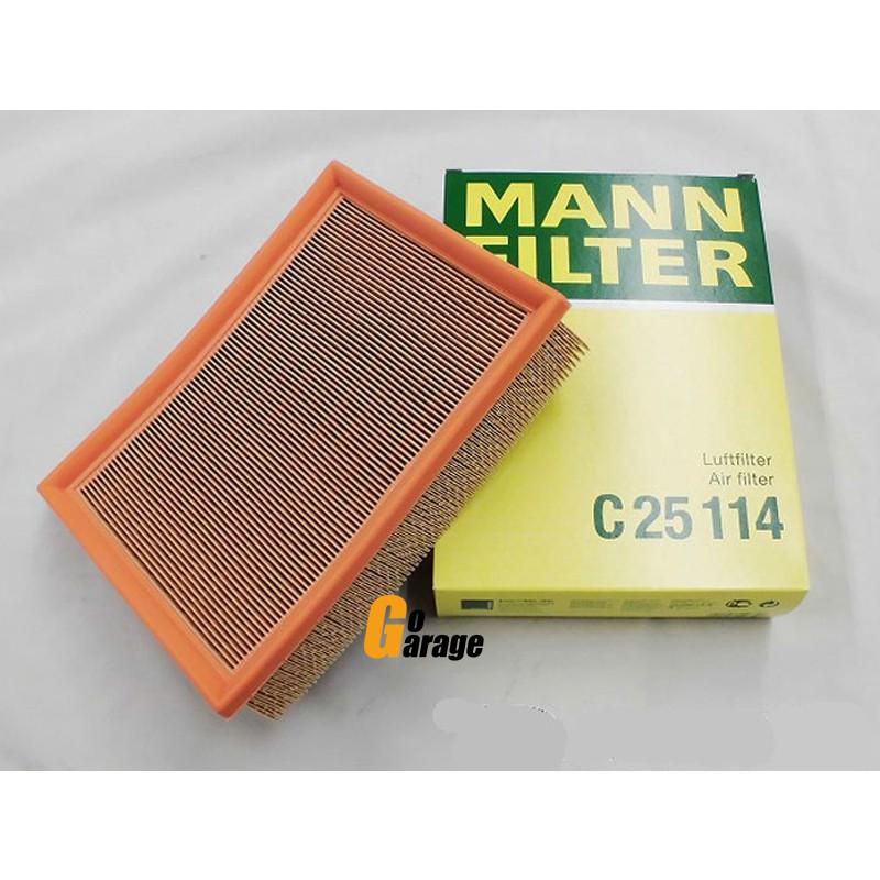 德國MANN C25114 空氣濾網 空氣濾芯 BMW E46 316i 318i 320i 325