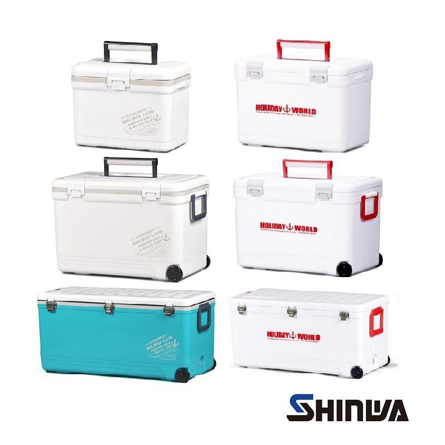 【日本伸和】Holiday World系列保溫保冷冰桶-共16款《屋外生活》