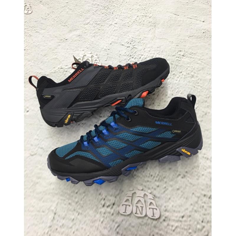 《TNT 6折出清》MERRELL 男 GTX防水 黃金大底 登山鞋ML37599 / ML77443