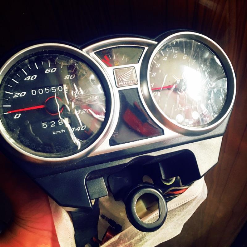 珍藏割愛 本田 Honda 轉速表 油表總成 直上 Hartford 雲豹 哈特佛 200 cb150 300改裝