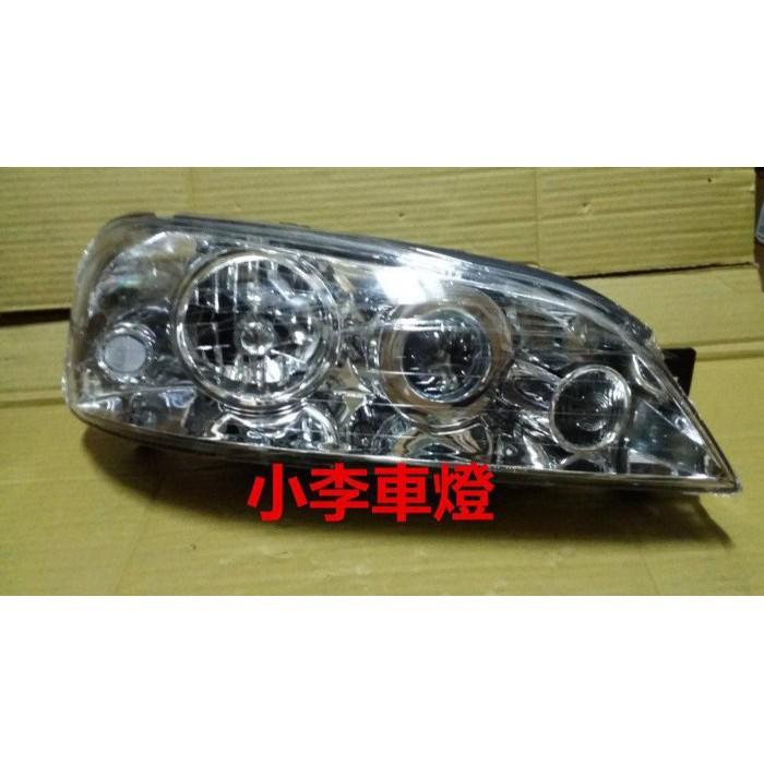 福特 TIERRA01 02 03 04 年 原廠型晶鑽大燈 一顆1700元