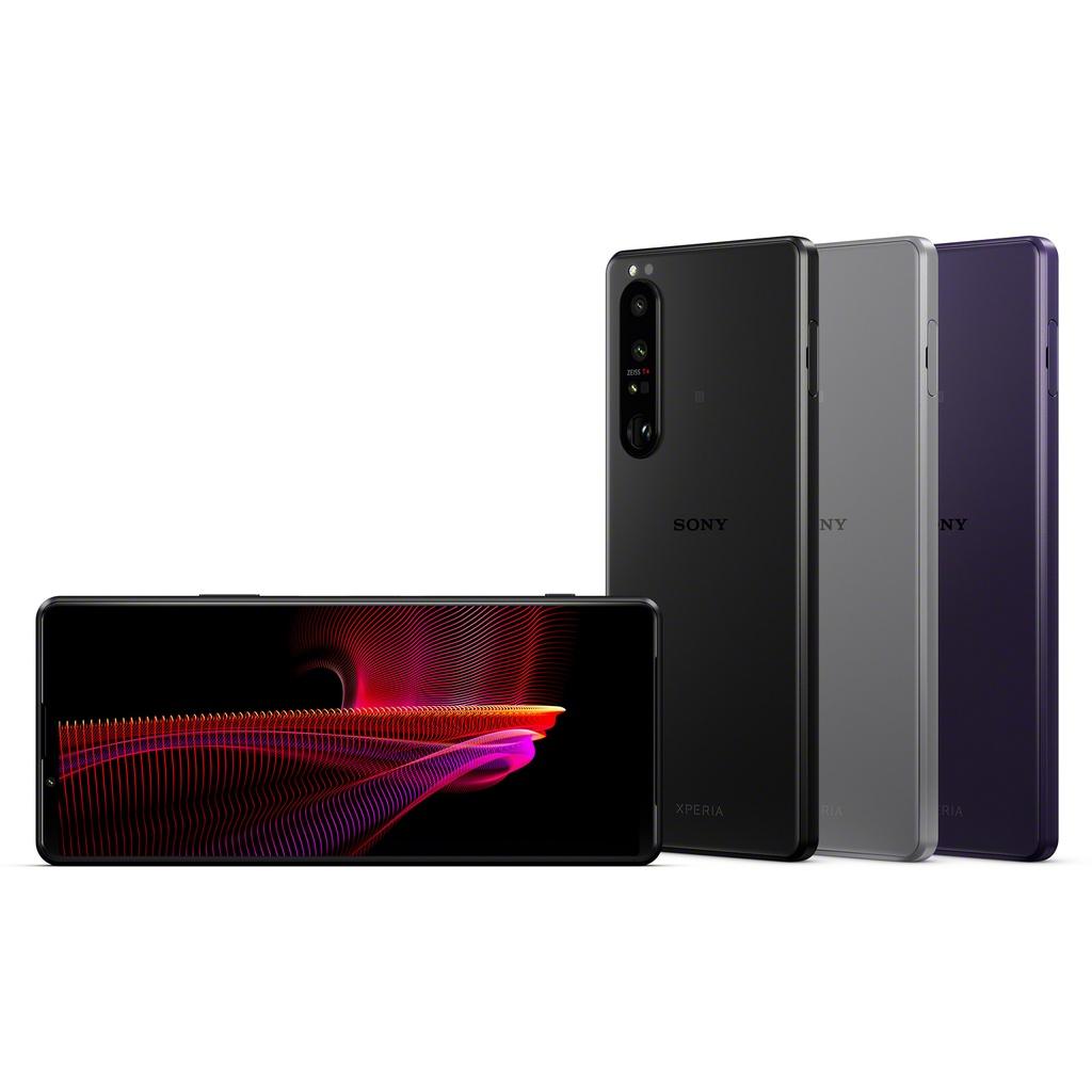 Sony Mobile嘉義民族專賣店【公司貨保固2年】Sony Xperia 1 III 12G/256G/512G