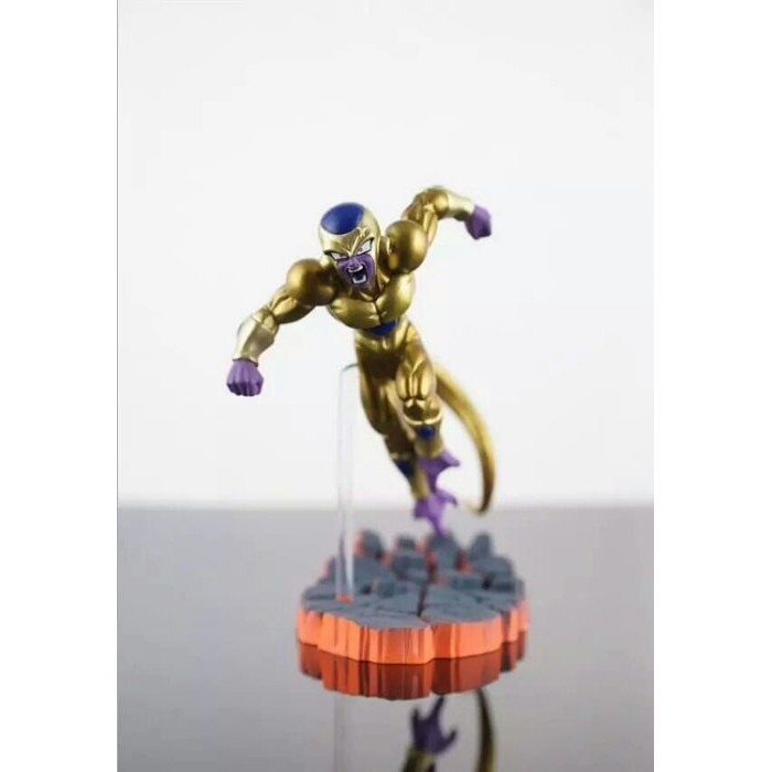港版 七龍珠 SCultures 造型天下一武道會5 special 其之一 黃金弗利沙 公仔 模型