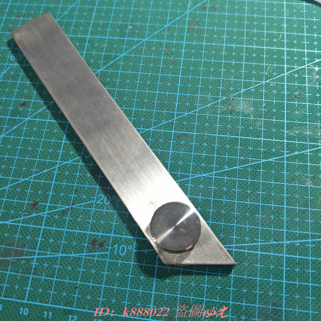 手工制作不銹鋼美工刀刀柄重型高強度刀架裁皮裁布壁紙刀工業級別 蝦皮購物