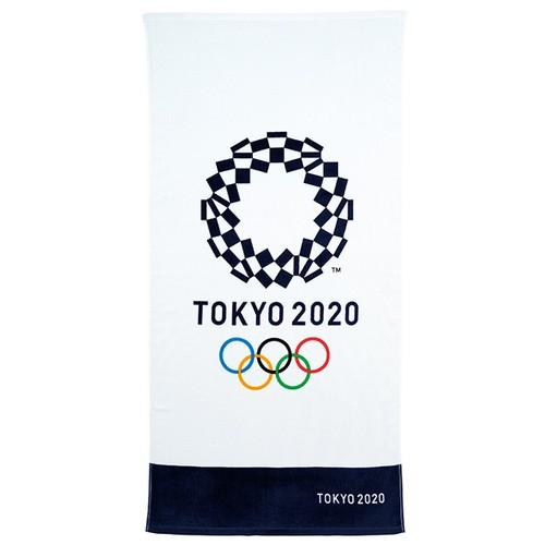 東京 奧運會 周邊 限量 紀念品 浩浩部屋 2020日本東京奧運會限定商品周邊 主題毛巾浴巾擦手巾