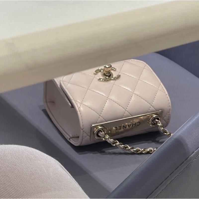 Chanel 香奈兒 Trendy CC Mini 淡紫色/香芋紫