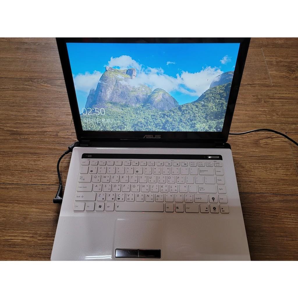 超新女用機 ASUS A43S i5 win10家用正式版 筆電 獨顯 追劇 文書 遊戲 上課 14吋 512G SSD