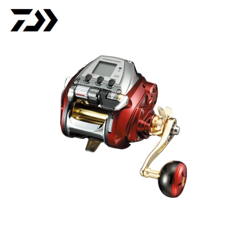 達億瓦DAIWA達瓦300MJ/500MJ/800MJ電絞電動輪深海大物電動魚線輪