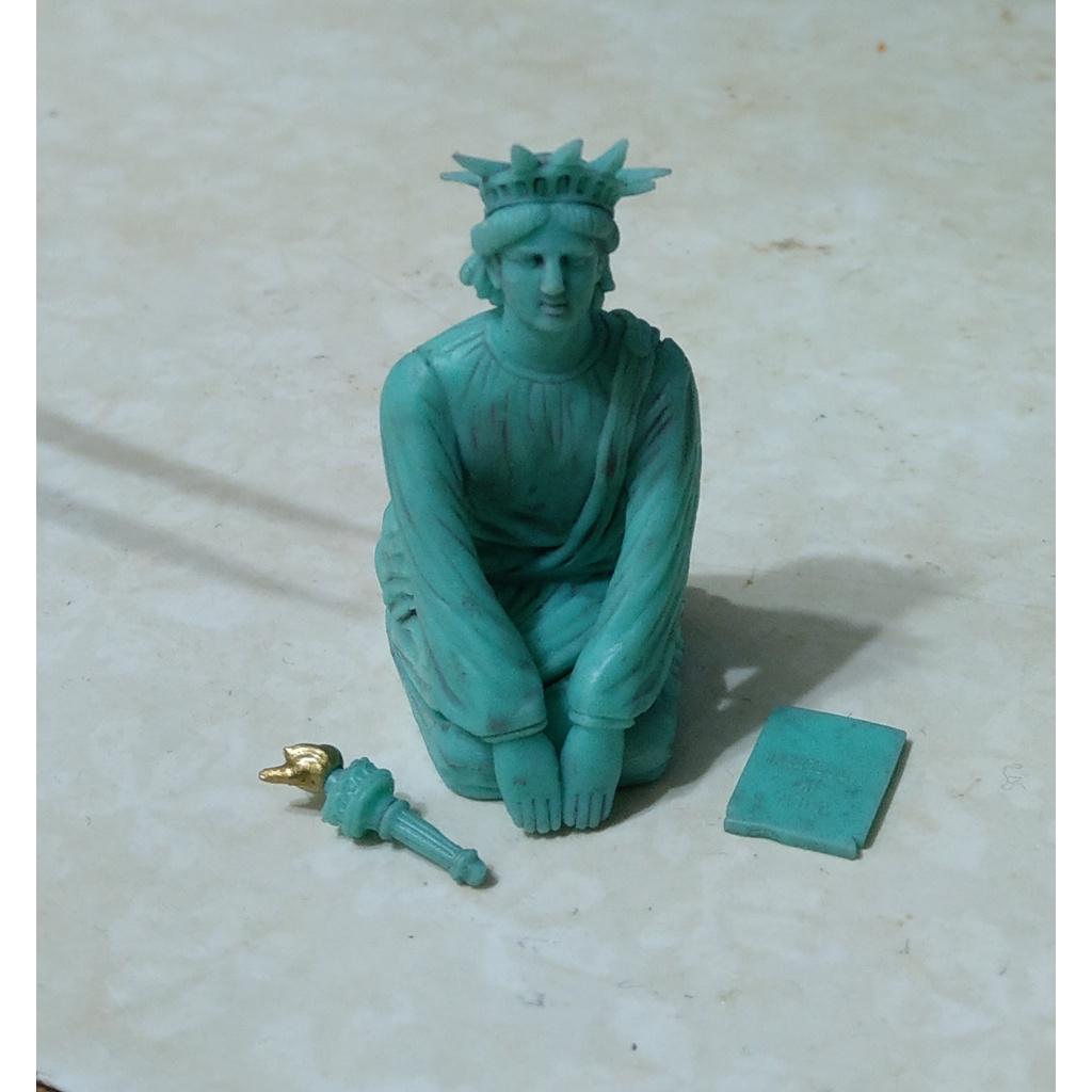 (單售二手代理現貨) T-ARTS 自由過頭的女神像 P1 土下座的女神
