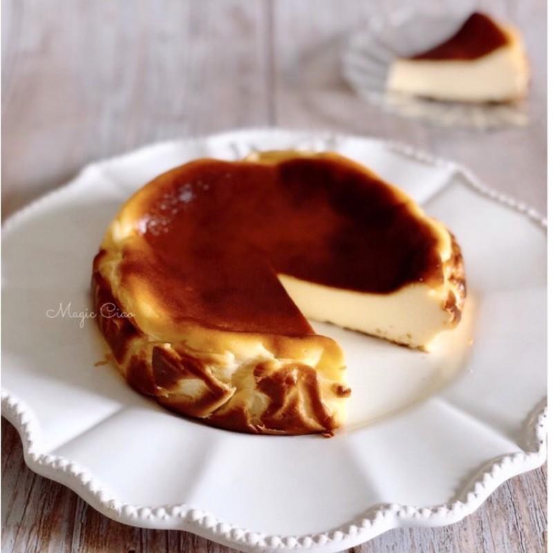 |魔丘|6吋巴斯克乳酪蛋糕   起司蛋糕
