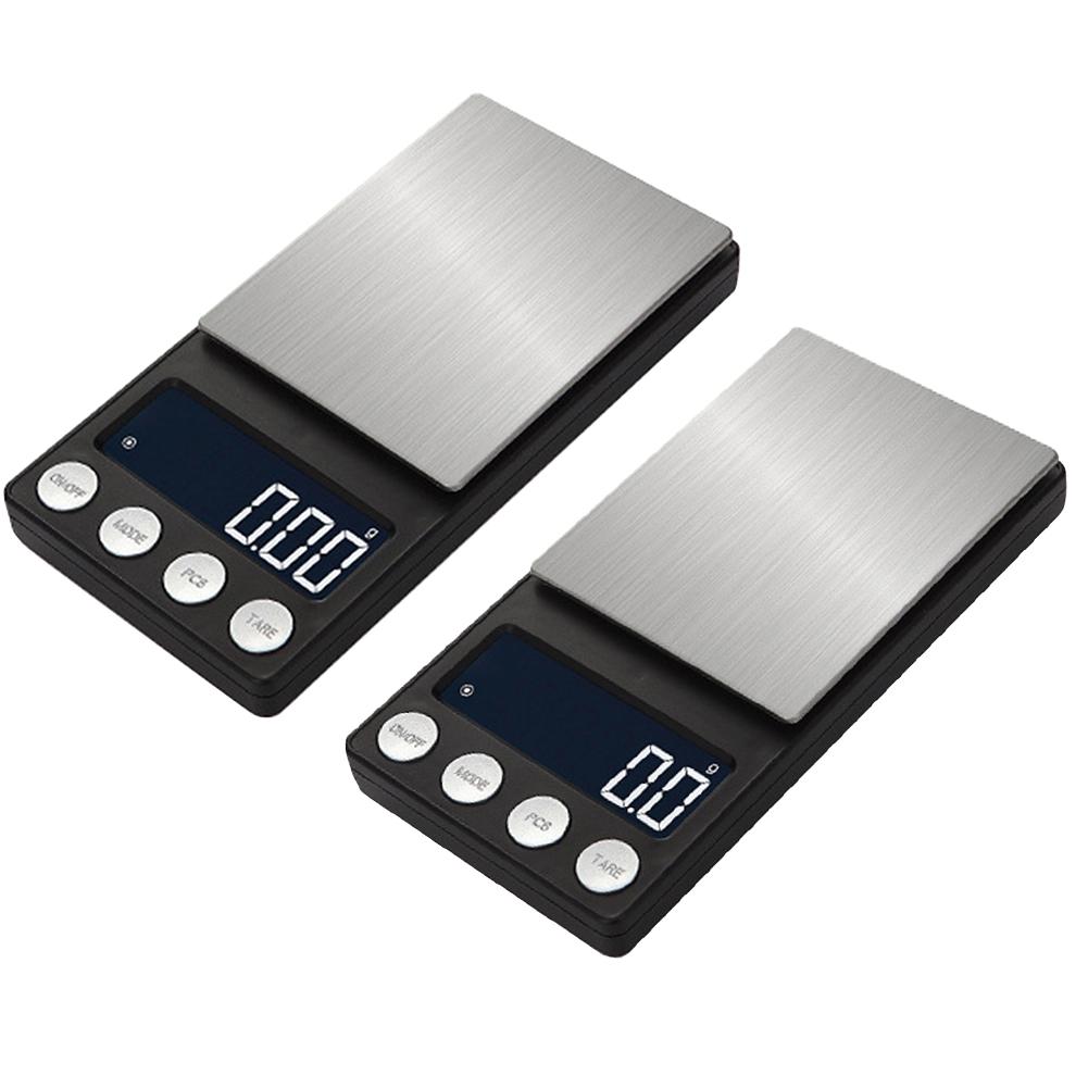 高精度袖珍電子天平實驗室秤克迷你LCD稱重珠寶秤