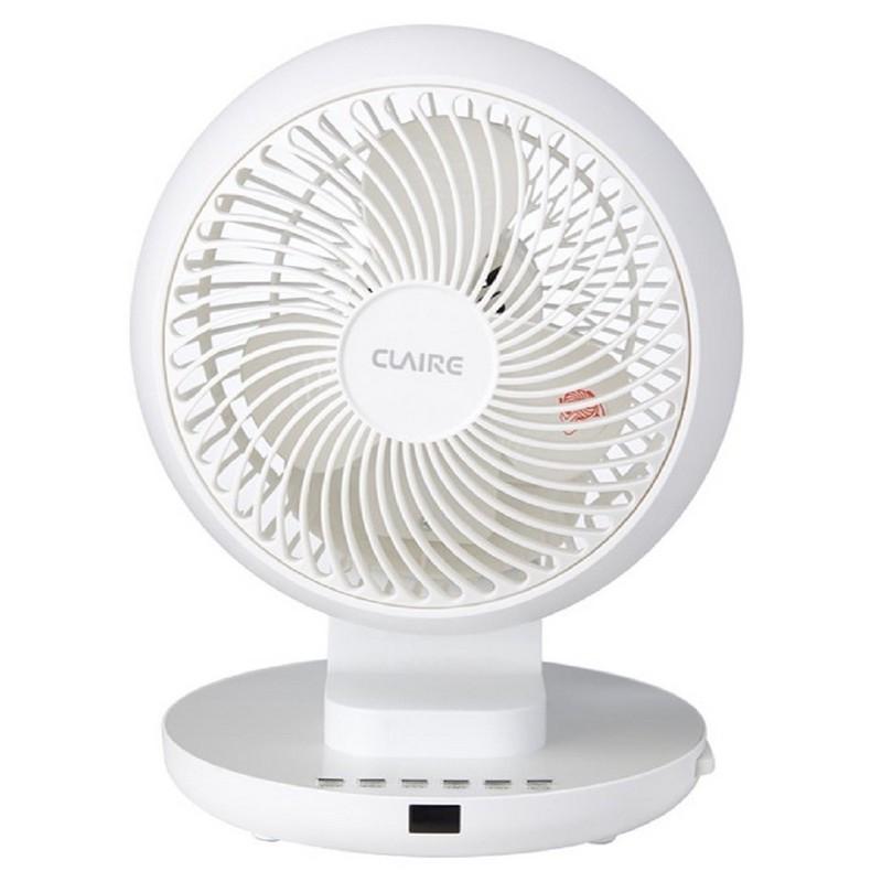 Claire 360度球型9吋遙控循環扇 型號:TD/C-BJ09 聲寶冷氣贈品SKU:2119514 (0元加價購)