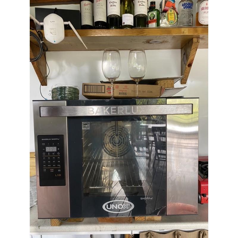 UNOX BakerLux Shop.pro 數位蒸氣旋風爐(4-46x33)烤箱
